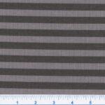 B752-WIDE STRIPE-GREY