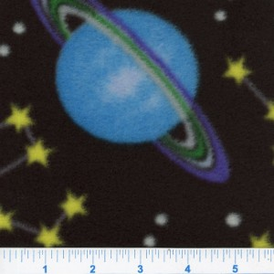 POLAR FLEECE BAUM, 26578-SATURN