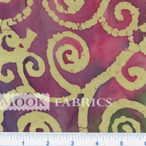 COTTON, QUILTER'S BATIKS - 57