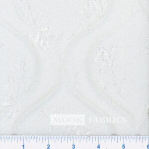 QUILTED SARA, S-100 - WHITE