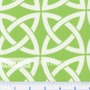 SPW152, OUTDOOR DUCK PRINTS 47793 - LIME GREEN