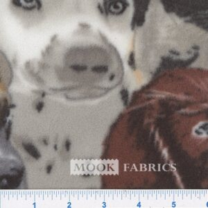 POLAR FLEECE BAUM, 31771 PUPPY DOGS
