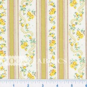 pillow-ticking-7355-dophin-yellow